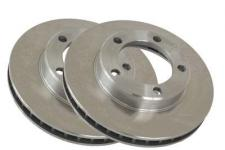 5 lug rotors for Dana 60 hubs
