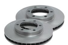 6 Lug Rotors For Dana 60 Hubs